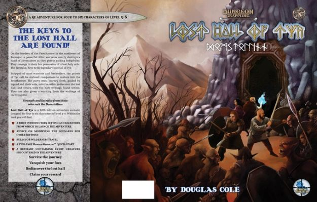 lost hall of tyr cover