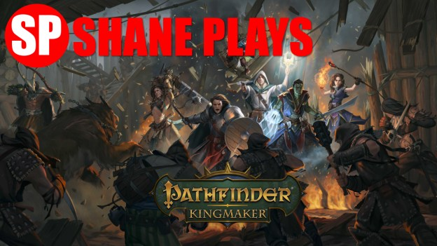 Pathfinder Kingmaker Alpha thumbnail
