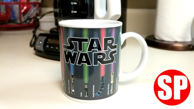 star wars lightsabers magic mug thumbnail