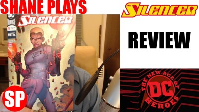 The Silencer review New Age of DC Heroes thumbnail