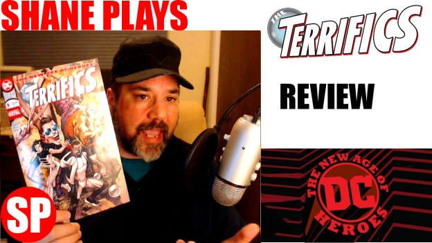 The Terrifics review DC Comics New Age of Heroes thumbnail