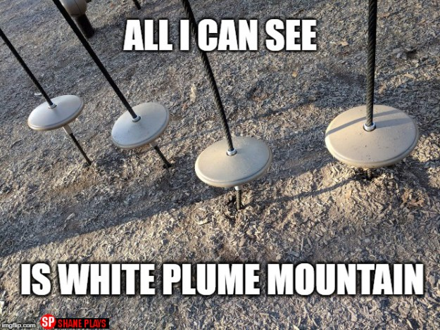 d&d meme all I can see is white plume mountain playground equipment