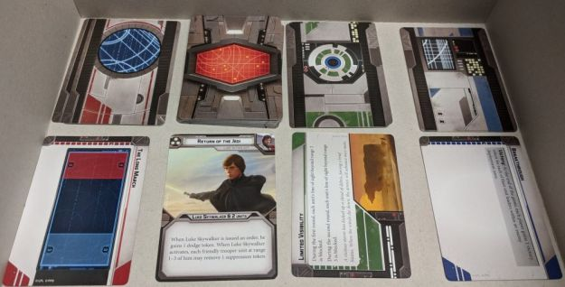 star wars legion command and battle cards