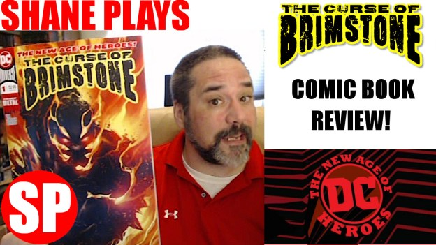 The Curse of Brimstone 1 review DC Comics New Age of Heroes thumbnail