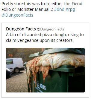 d&d meme dumpster dough