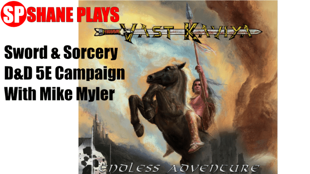 vast kaviya sword and sorcery d&d 5th edition campaign with rpg designer mike myler thumbnail