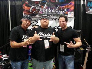 Rikk Morosini, Billy-Blades, and Shane-Regal