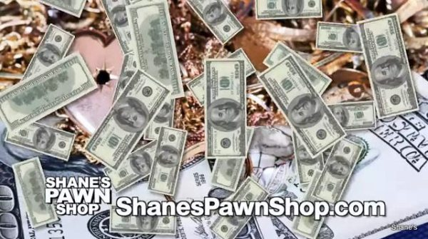 Shane's Pawn Shop- Get Cash Now!