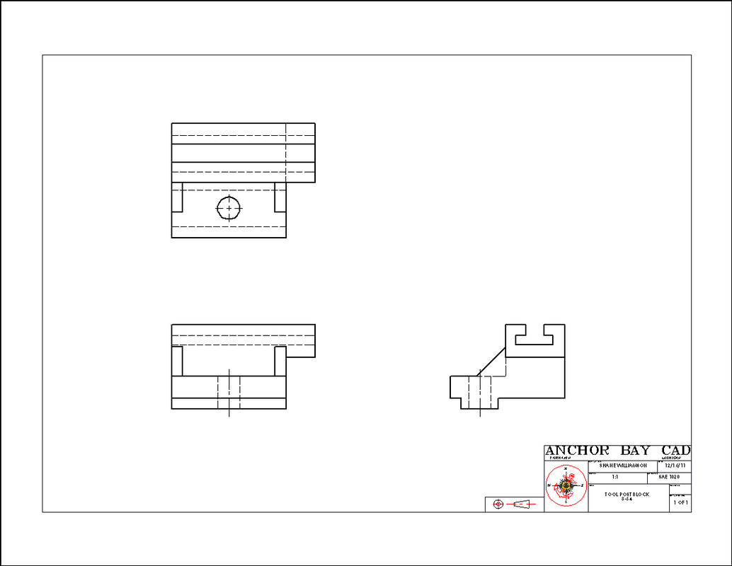 Segment 5 Orthographic Projection