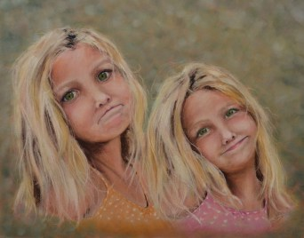 Custom Pastel Portrait