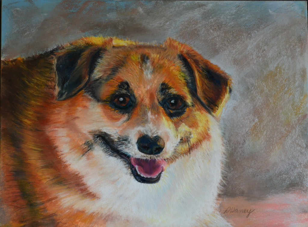 Dog Portrait Art