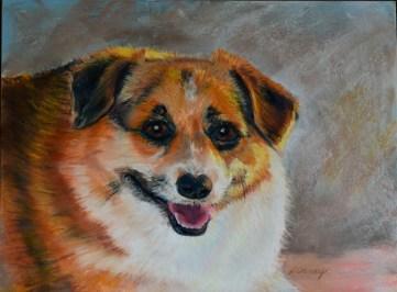 Dog Portrait Art