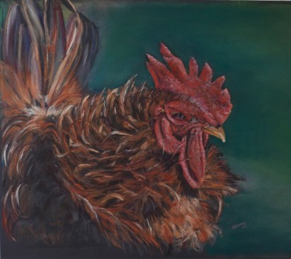Rooster Artwork
