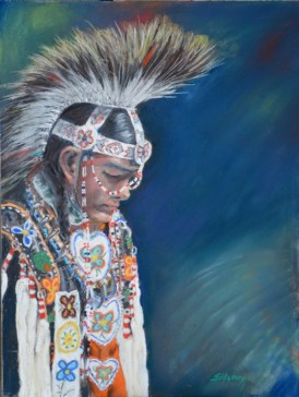 Native American artwork