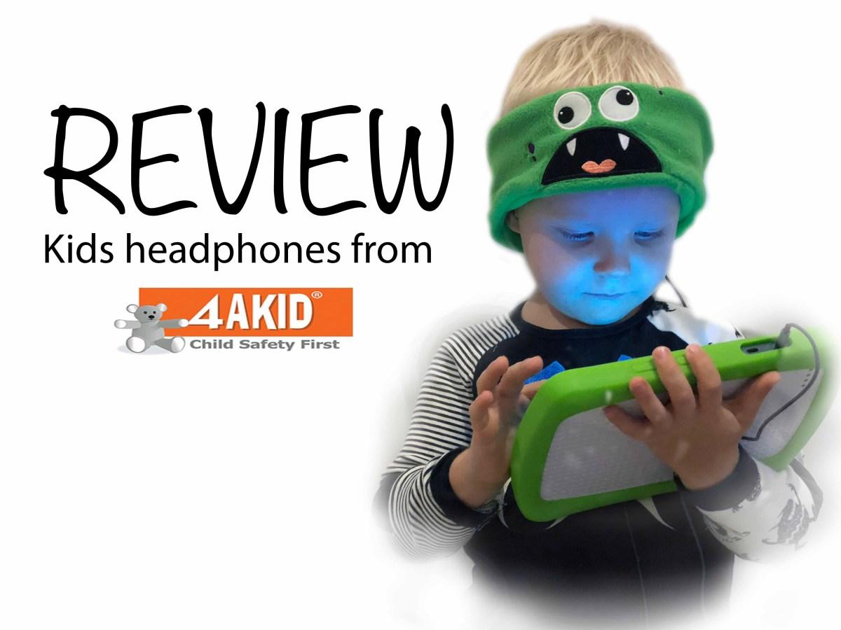 REVIEW | Kids Headphones