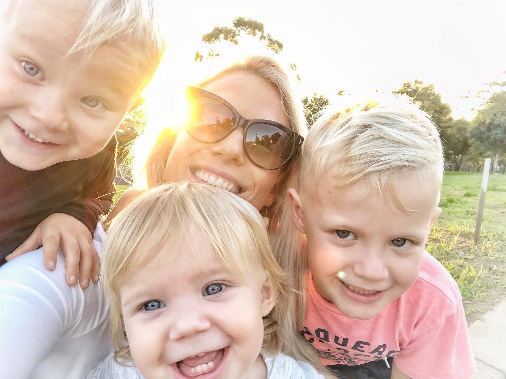 The Myth of 'Supermom'