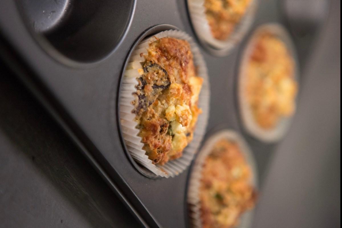 Heritage Week muffins