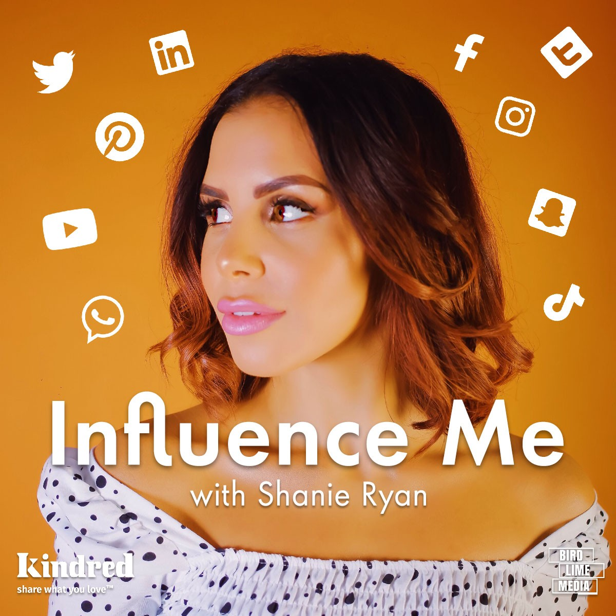 Shanie Launches her new podcast 'Influence Me'…
