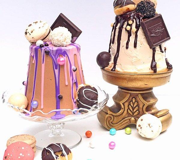Adorable mini cakes how-to