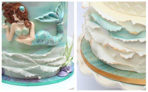 Cake board tutorial