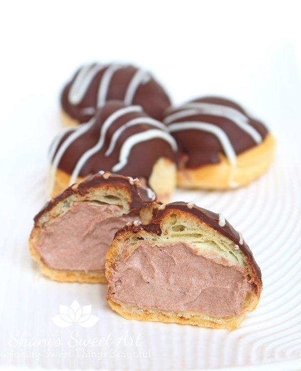 Chocolate whipped cream recipe