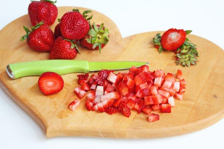 strawberry compote recipe
