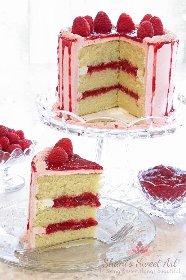 Sponge Cake Recipe For Tiered Cake