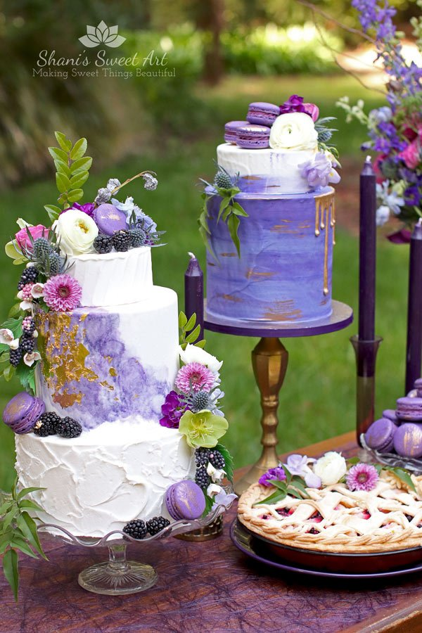 2018 Wedding Cake Trends