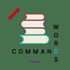 Command Words Worksheet AQA GCSE