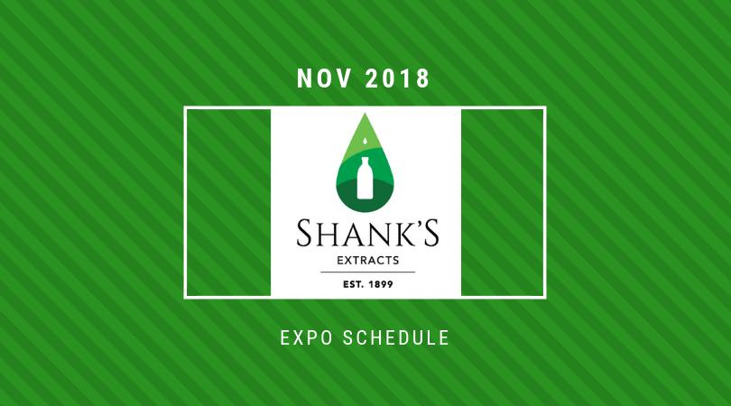 November Upcoming Expos