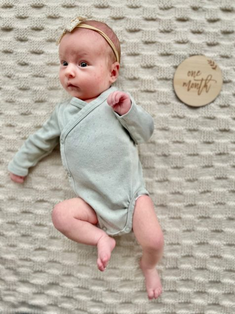 MJ One Month