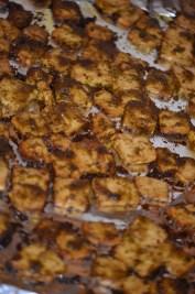 Crispy, Browned Tofu