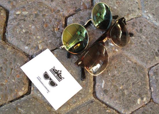 9 zonnebrillenking