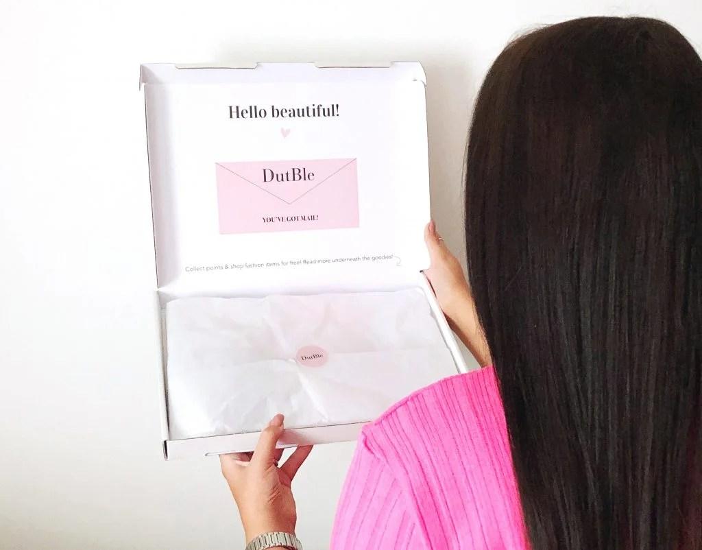 UNBOXING DUTBLE BOX