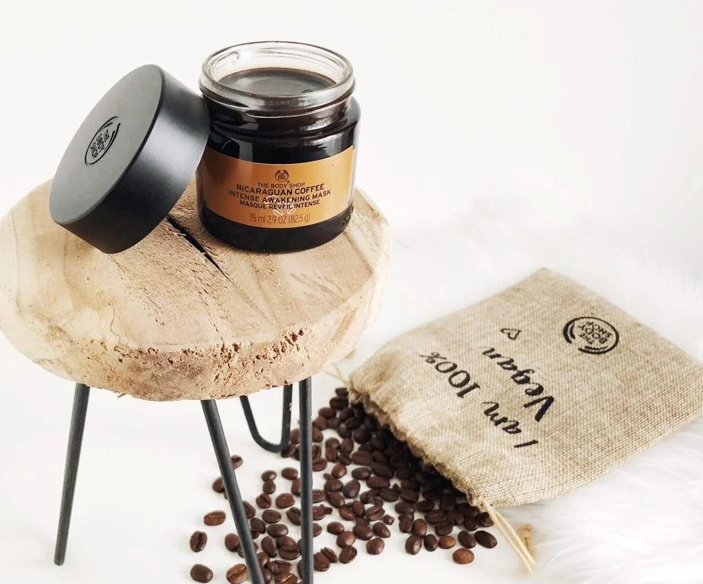 NICARAGUAN COFFEE INTENSE AWAKENING MASK | THE BODY SHOP