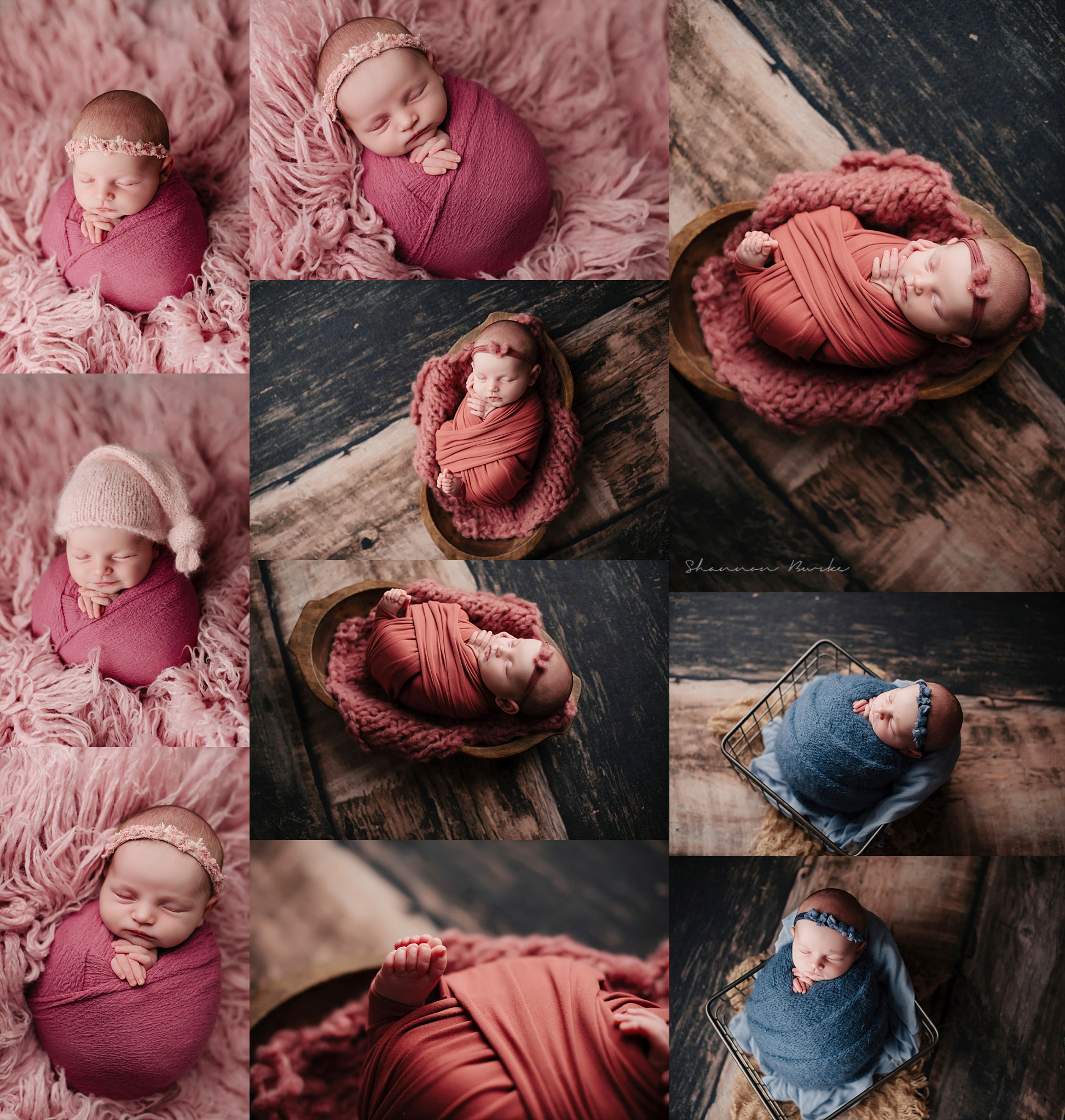 Arizona Newborn Photographer | LeReu