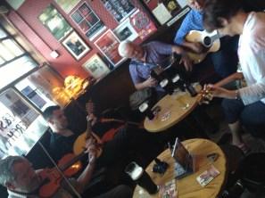 Fridays are rockin at Cobblestone Pub