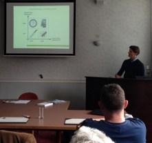 Dr Matteo Zallio seminar at DIT 3
