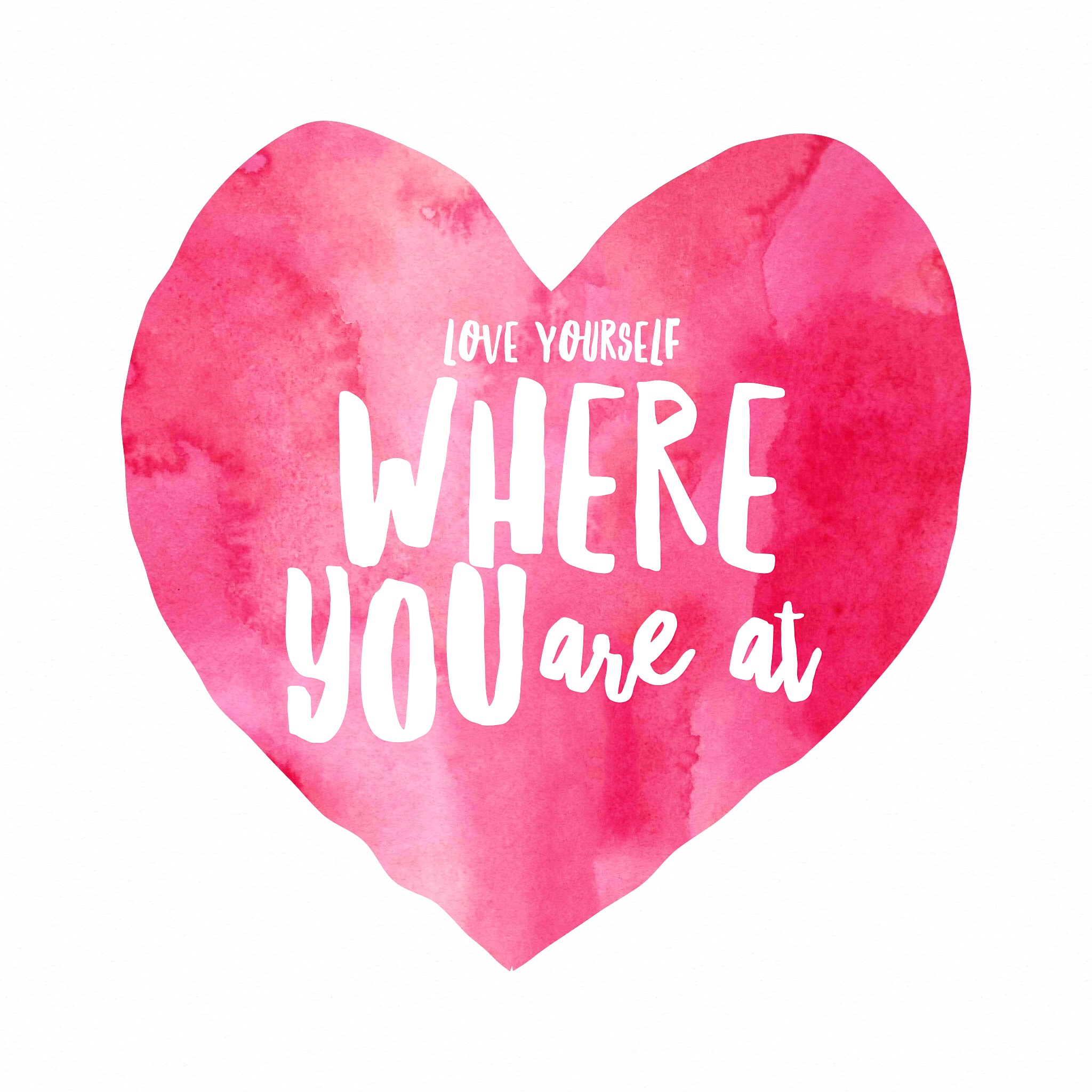 Love Yourself Where You Are At Shannon Cox