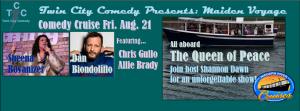 2015 comedy cruise
