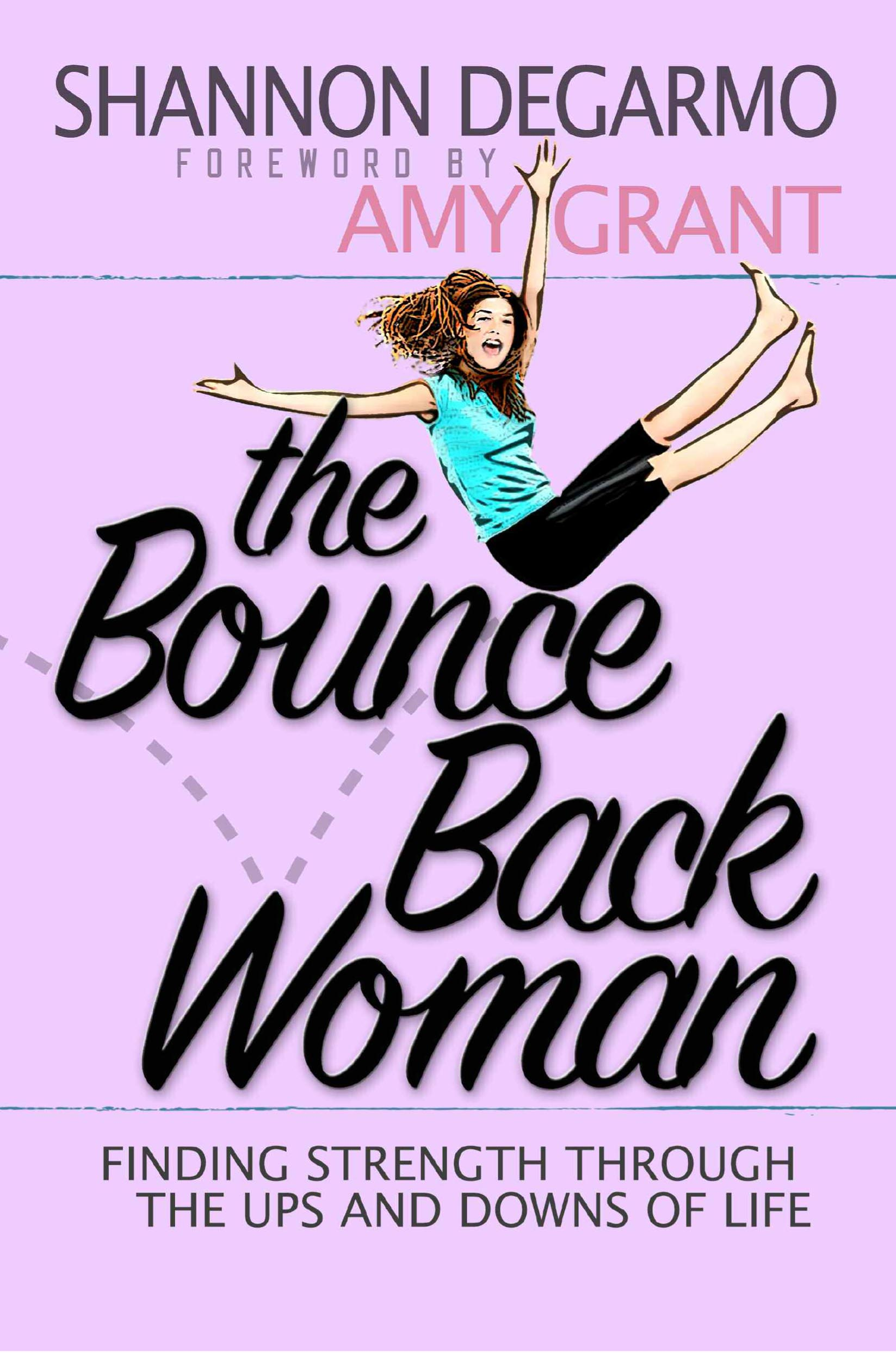 Bounce Back Woman