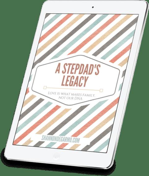shannon degarmo stepdad legacy ipad