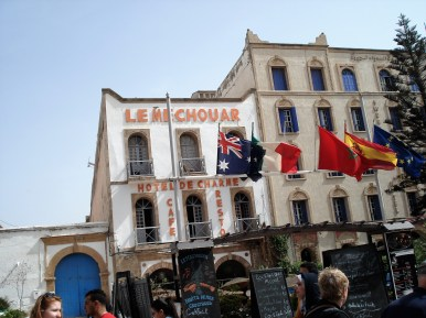 Essaouira square (2)