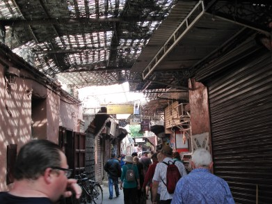 Marrakesh old town (2)