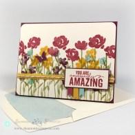 Painted Petals – Pals Paper Arts 236