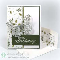 Sweet Butterfly Birthday – Sunday Stamps 114