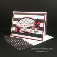 Stampin Up Bunches of Banners Card Ideas - Shannon Jaramillo Stampinup