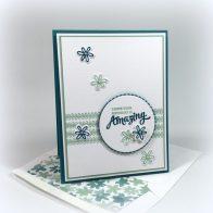 Stampin Up Mixed Border Birthday Card Ideas - Shannon Jaramillo Stampinup