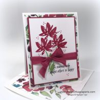 Bright & Bold Thank You Thank You Card Ideas -Shannon Jaramillo Stampin Up