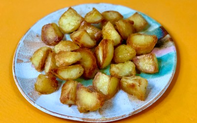 How to Nail Golden Roast Potatoes